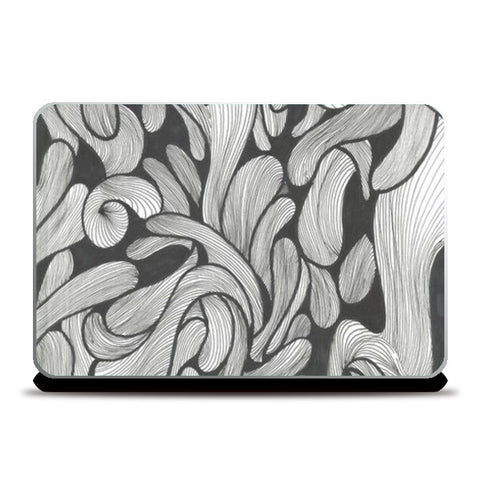 abstract doodle Laptop Skins | Artist : Raj Patel