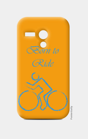 Moto G Cases, Born to Ride - Cycle Moto G Cases | Artist : Gagandeep Singh, - PosterGully