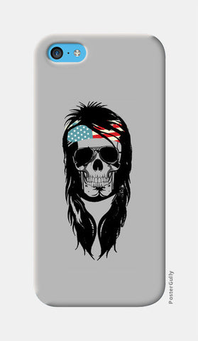 iPhone 5c Cases, Rockstar Skull iPhone 5c Cases | Artist : Abhishek Bhardwaj, - PosterGully