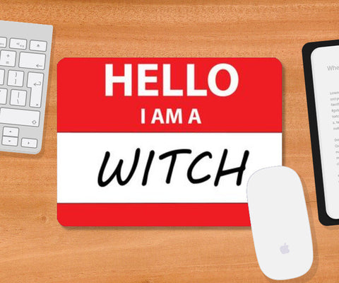 Mousepad, Witch Mousepad | Artist : madhura chalke, - PosterGully