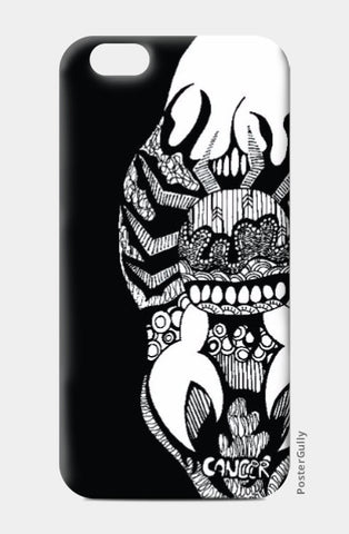 iPhone 6 / 6s, Zodiac series_Cancer iPhone 6 / 6s Case | Artist: Sketch MyPages, - PosterGully