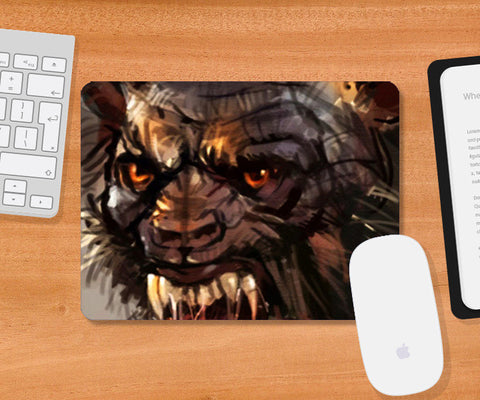 Mousepad, fear Mousepad | kishore ghosh, - PosterGully