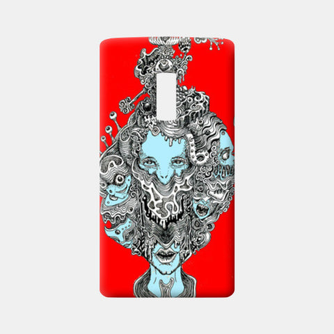One Plus Two Cases, MPD One Plus Two Cases | Artist : Doodles of Tanmoy Kayesen, - PosterGully