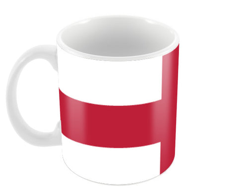 England | #Footballfan Coffee Mugs | Artist : Creative DJ