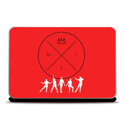 Laptop Skins, Thriller Laptop Skins | Artist : MJ5 Officials, - PosterGully