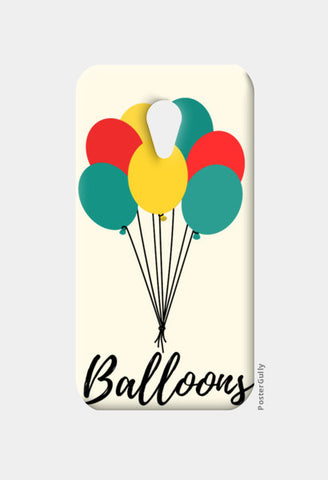 Colorful Balloons Moto G2 Cases | Artist : Ankita Sharma