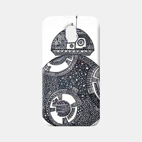 Moto G3 Cases, Star wars BB-8  Moto G3 Cases | Artist : Susrita Samantaray, - PosterGully