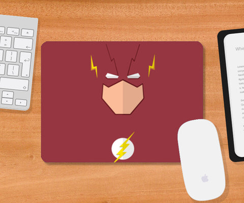 Flash Mousepad | Artist : Ayush Yaduvanshi