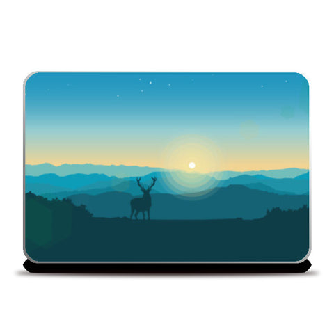 sunrise Laptop Skins | Artist : NextDesigns