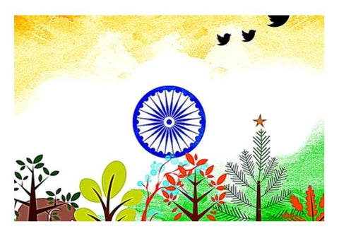 PosterGully Specials, India Wall Art  | Artist : Pallavi Rawal, - PosterGully