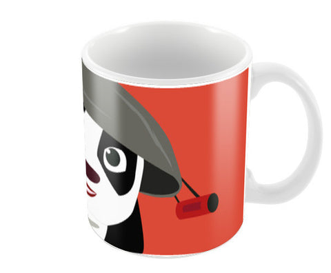 Baby Po Coffee Mugs | Artist : soumik parida