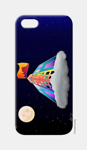 iPhone 5 Cases, Wanderlust | Dream Factory iPhone 5 Cases | Artist : Abhilash Katta, - PosterGully