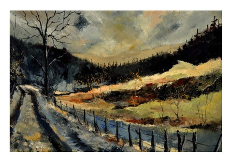 winter 563110 Wall Art  | Artist : pol ledent