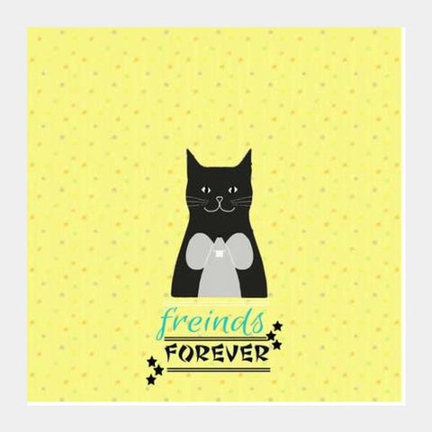 Square Art Prints, freinds forever Square Art Prints | Artist : nilesh gupta, - PosterGully