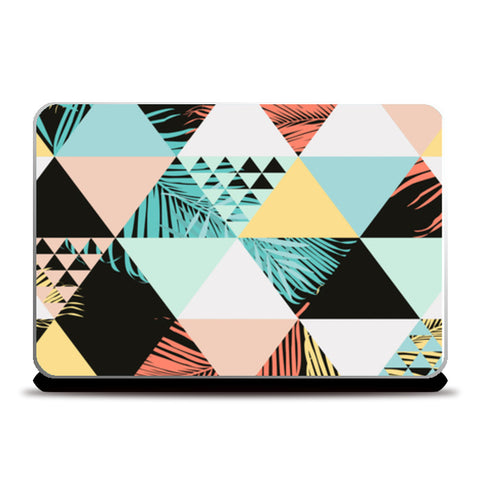 Beach Pattern Laptop Skins | Artist : Creative DJ