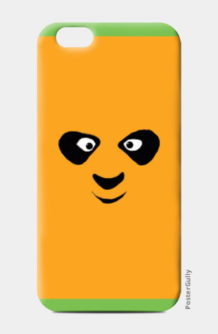 iPhone 6 / 6s, Kung Fu Panda Minimal iPhone 6 / 6s Case | Darshan Gajara, - PosterGully