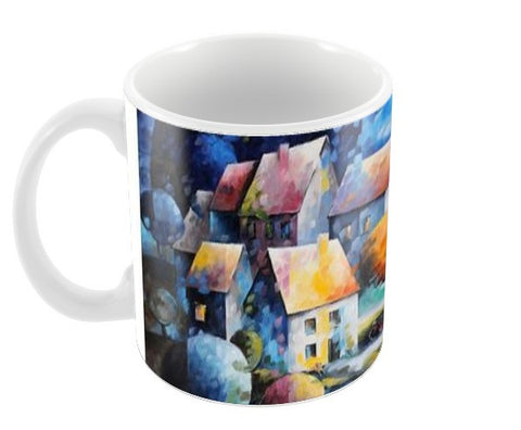Our story  Coffee Mugs | Artist : BEDEUR Beatrice