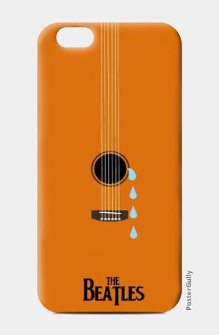 iPhone 6 / 6s, Beatles While My Guitar Gently Weeps iPhone 6 / 6s Case | Artist: Revant Mahajan, - PosterGully