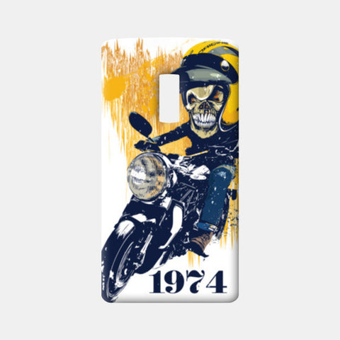 skull rider One Plus Two Cases | Artist : abhijeet sinha