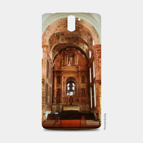 One Plus One Cases, St. Francis of Asisi, Goa One Plus One Cases | Artist : Yagneswar Vamsi, - PosterGully