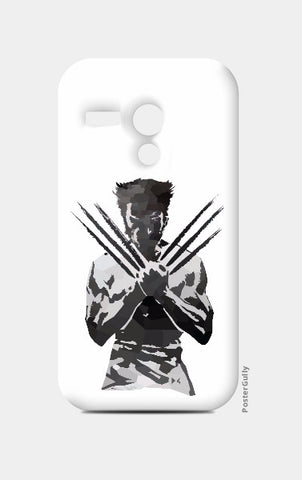 Moto G Cases, Low Poly Wolverine Moto G Case | Artist: Darshan Gajara, - PosterGully