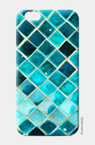iPhone 6/6S Cases, Blue Diamond iPhone 6/6S Cases | Artist : Dr. Green, - PosterGully