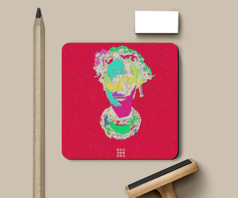 Coasters, Color Domina Coaster | TwentyWonnn D, - PosterGully