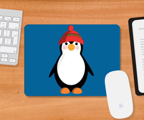 Penguin Mousepad | Artist : NextDesigns