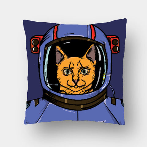 Cushion Covers, To Infinikitty And Beyond Cushion Cover | Raul Miranda, - PosterGully