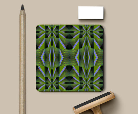 Coasters, Abstract 01 Coasters | Artist : Hemantfacebook, Gandhi, - PosterGully
