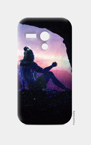 Moto G Cases, Chills At Kailash Moto G Case | Artist: Karthik Gowrisankar, - PosterGully