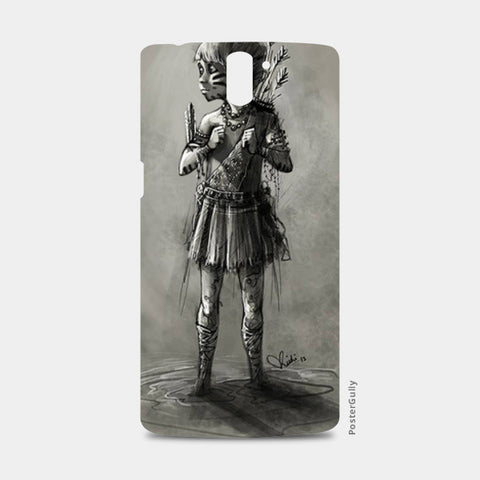 One Plus One Cases, Little warrior One Plus One Case | Rishi Singh, - PosterGully