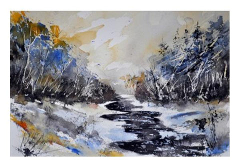 PosterGully Specials, watercolor 3132 Wall Art  | Artist : pol ledent, - PosterGully