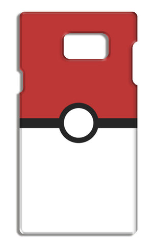 POKEBALL ! Samsung Galaxy Note 5 Tough Cases | Artist : Naman Kapoor