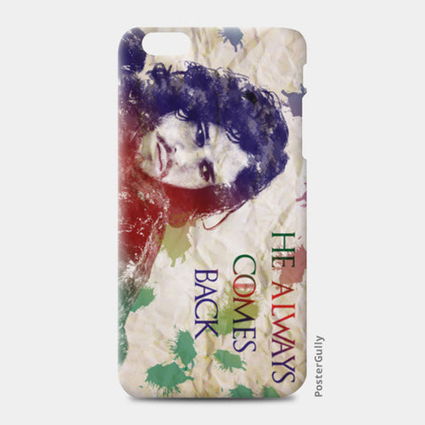 iPhone 6/6S Plus Cases, Game of Thrones - Jon Snow iPhone 6/6S Plus Cases | Artist : Shreya Agarwal, - PosterGully