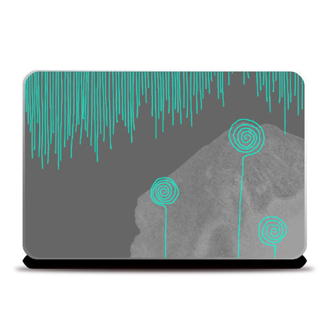 Laptop Skins, Abstract Laptop Skin | Artist: Anahat Kaur, - PosterGully