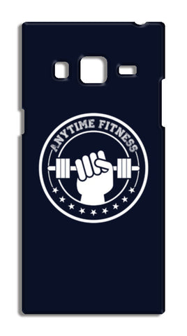 Anytime Fitness Samsung Galaxy Z3 Cases | Artist : Designerchennai
