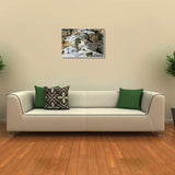 Canvas Art Prints, Gladness Stretched Canvas Print, - PosterGully - 3
