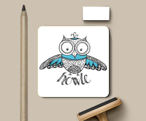 Howle Coasters | Artist : the unskilled artist