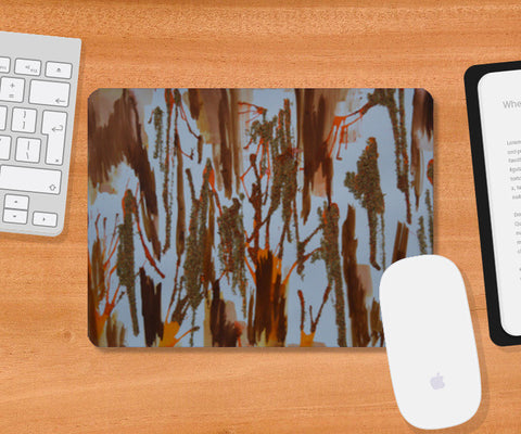 eclectic mix Mousepad | Artist : Athira V