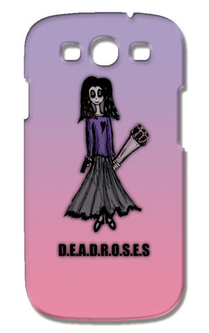 Deadroses Samsung Galaxy S3 Cases | Artist : Sidhant Sharma