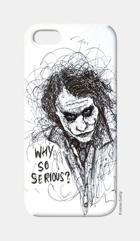 Joker iPhone 5 Cases | Artist : Rahul Tanwar