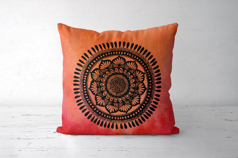 Zendala Cushion Cover | Svayamkriti