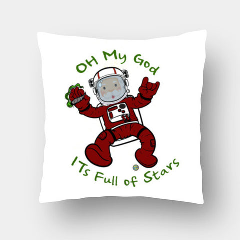 Cushion Covers, Astro Claus Cushion Covers | Artist : Bum from the Bay, - PosterGully
