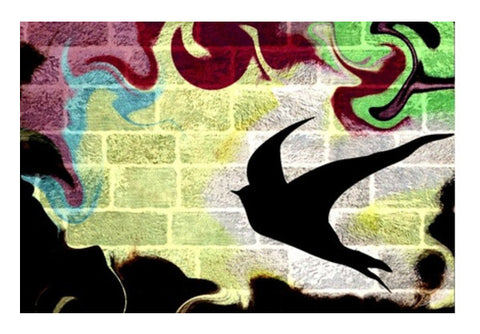 Fly High  Wall Art  | Artist : Anushree Jaiswal