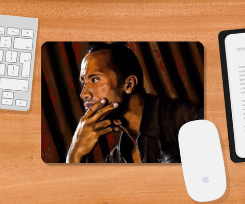 Mousepad, The Rock Mouse Pad | Artist: Sumit Sinha, - PosterGully