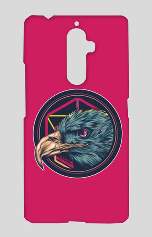 Eagle Lenovo K8 Note Cases | Artist : Inderpreet Singh