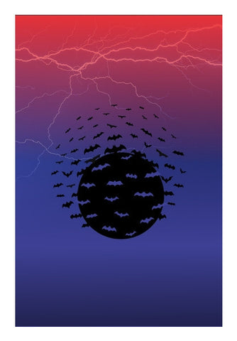 Deadly Bats Art PosterGully Specials