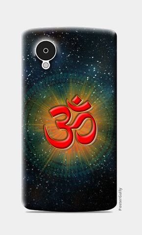 Nexus 5 Cases, Aum Spirits Om Nexus 5 Cases | Artist : Pranit Jaiswal, - PosterGully