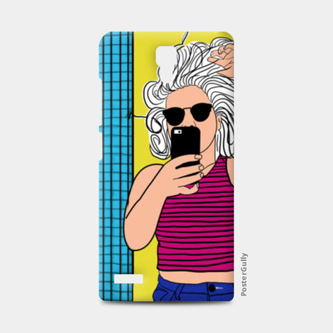 Poolside! Redmi Note Cases | Artist : DISHA BHANOT